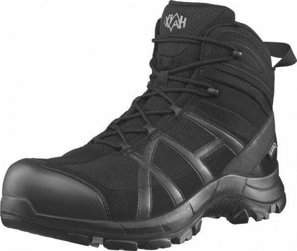 HAIX ESD Sicherheits-Schnürstiefel S3, Black Eagle Safety 40 Mid, black/black, Gr. 3-15