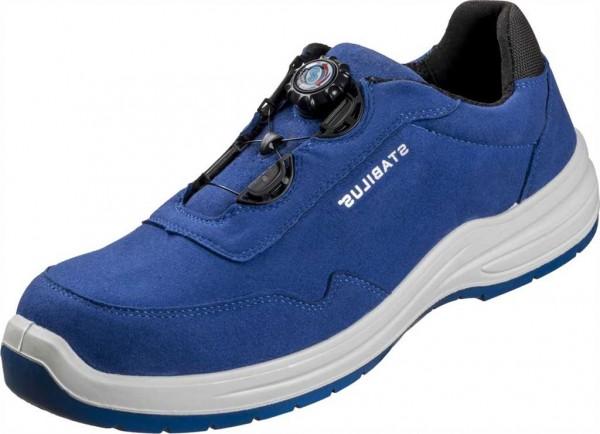 Stabilus ESD Sicherheits-Halbschuh S3, Jorden Low blue Twist 73260, Weite 11, Gr. 39-48