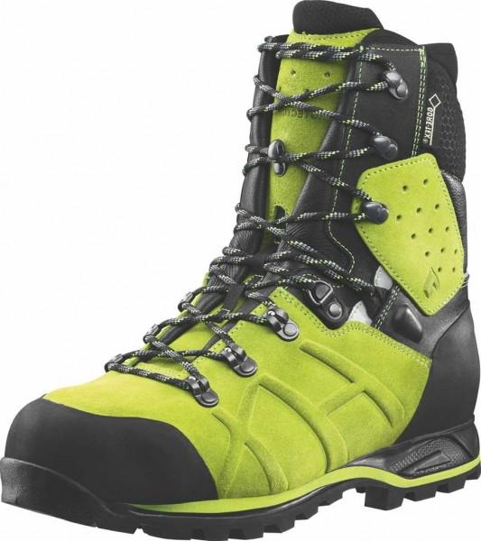 HAIX Schnittschutzstiefel, Protector Ultra Lime Green 603108, Gr. 6-12