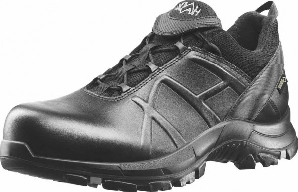 HAIX ESD Sicherheits-Halbschuh S3, Black Eagle Safety 50 Low 620001, Gr. 3-15