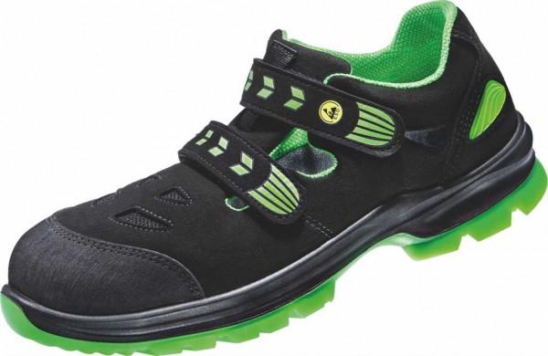 Atlas ESD Sicherheits-Sandale S1, SL 26 2.0 green 234, #VarInfo