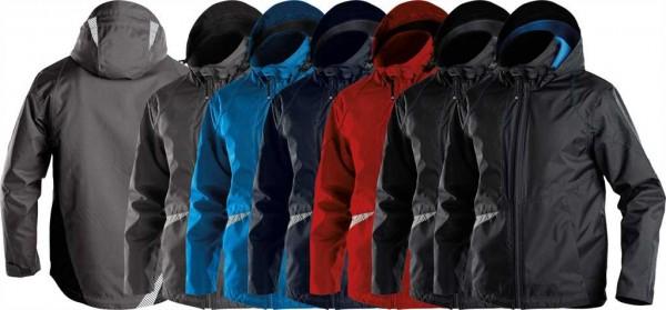 Dassy Wetterschutz Jacke Hyper, 100%PES-200g/m², #VarInfo