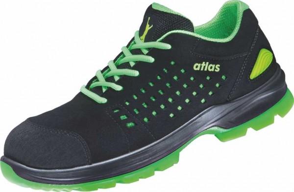 Atlas ESD Sicherheits-Halbschuhe S1, SL 20 green 293, Gr. 36-49