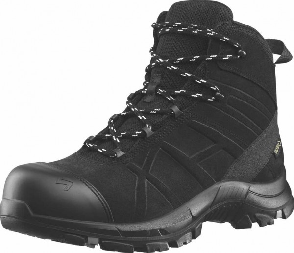 HAIX ESD Sicherheits-Schnürstiefel S3, Black Eagle Safety 53 Mid 610022, Gr. 3-15