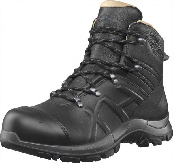 HAIX ESD Sicherheits-Schnürstiefel S3, Black Eagle Safety 56 Mid 610033, Gr. 6-12