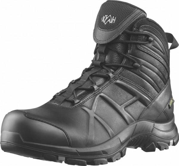 HAIX ESD Sicherheits-Schnürstiefel S3, Black Eagle Safety 50 Mid, Gr. 3-15