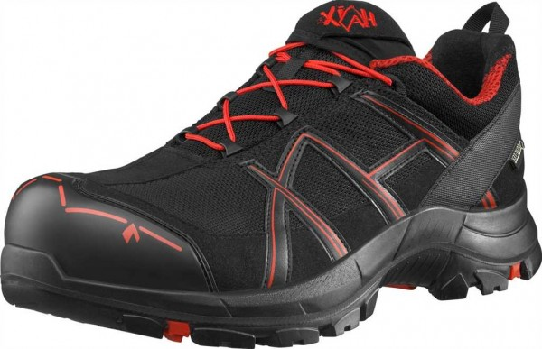 HAIX ESD Sicherheits-Halbschuh S3, Black Eagle Safety 40 Low 610002, Gr. 3-15