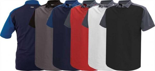 Dassy Poloshirt Cesar, 100%BW-220g/m², #VarInfo