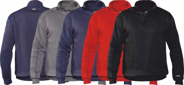 Dassy Sweatshirt Felix, 80%BW/20%PES-290g/m², #VarInfo