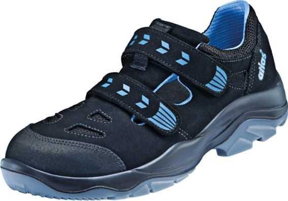 Atlas ESD Sicherheits-Sandale S1, alu-tec 360 31000, Gr. 36-49