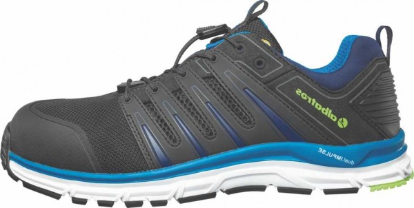 Albatros ESD Sicherheits-Halbschuhe S1P, AER55 Breeze Impulse Low 64.752.0, #VarInfo