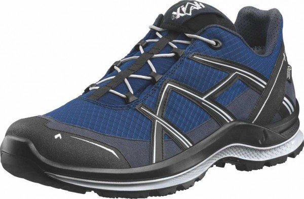 HAIX Halbschuh, Black Eagle Adv 2.1 GTX Low, navy/grey, Gr. 6-15