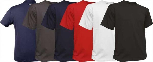 Dassy T-Shirt Oscar, 100%BW-180g/m², #VarInfo