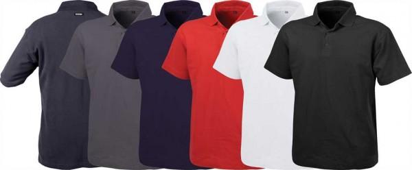 Dassy Poloshirt Leon, 100%BW-220g/m², #VarInfo