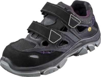 Stabilus ESD Damen Sicherheits-Sandale S1, 6834A, Gr. 35-42