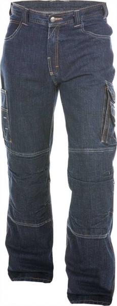 Dassy Stretch Jeans Knoxville, 91%BW/8%PES/1%EL-390g/m², Knietaschen, #VarInfo